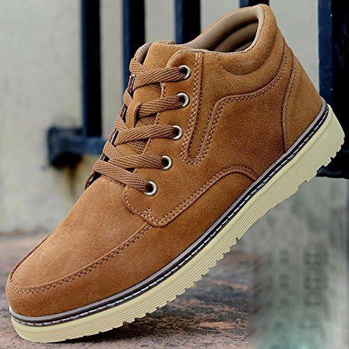 GTVERNH-Chaussures D'Hiver Les Souliers De Haute Couture Et Chaussures Britanniques Britanniques Britanniques Du Haut St Thermique En Hiver f0a