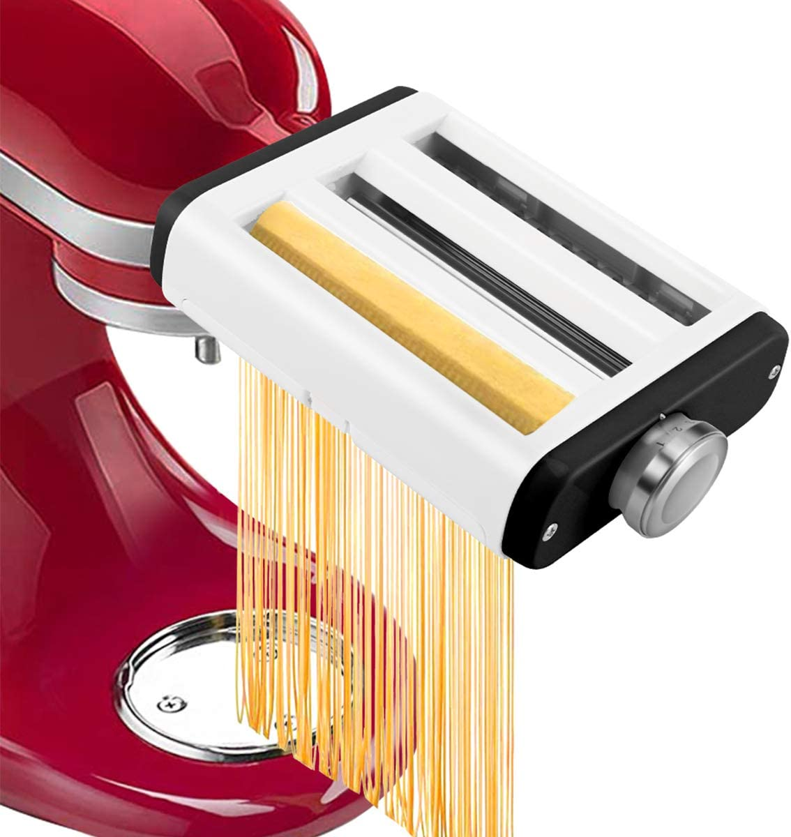 Pasta Maker Attachment for Kitchenaid Stand Superlatite In Profes 3 Beauty products 1 Mixer