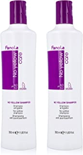 Fanola No Yellow Shampoo 350 ml Confezione da 2