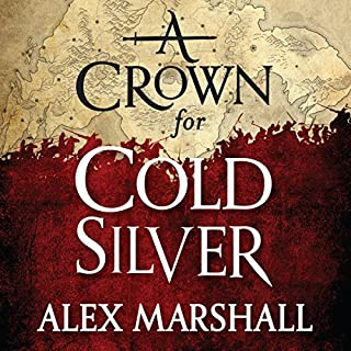 A Crown for Cold Silver cover art
