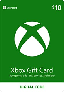 Best $10 Xbox Gift Card [Digital Code] Review