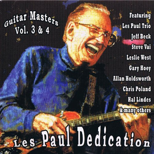 Guitar Maters Vol. 3 & 4: Les Paul Dedication