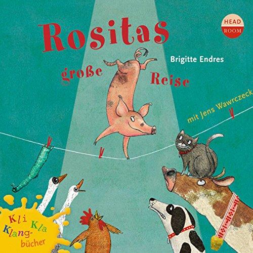 Rositas große Reise Titelbild