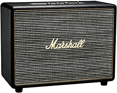 marshall 04090963 240 V Woburn Bluetooth Loudspeaker - Black by marshall