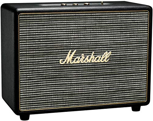 Marshall Woburn Bluetooth Speaker, Black (4090963) (04090963)