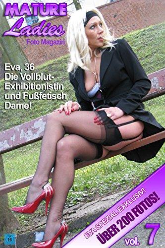 Mature Ladies Vol.07: Reife sexy Damen Foto-eBook (German Edition)