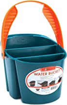 Martin Mijello 2-Liter Water Bucket Blue with Orange Handle
