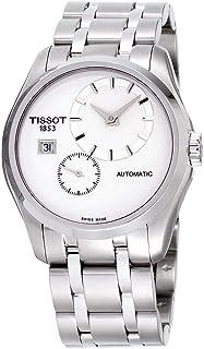 Tissot - T0354281103100 - Reloj para Hombres, Correa de Acero Inoxidable Color Plateado