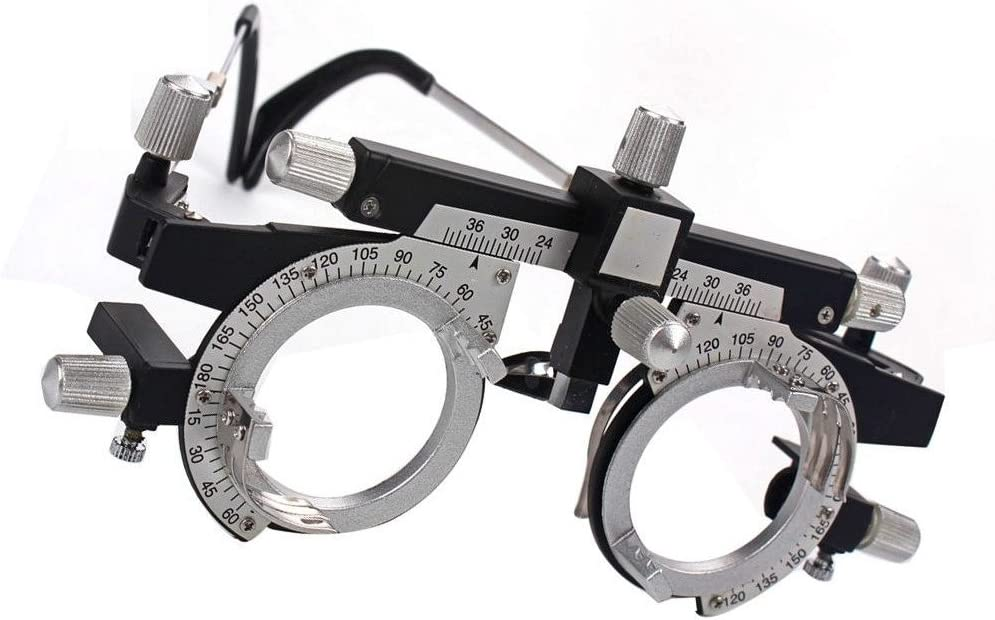 EFK-II Supply It is very popular Optical Trial Frame Titanium Special price for a limited time Op Adjustable