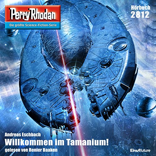 Willkommen im Tamanium! cover art