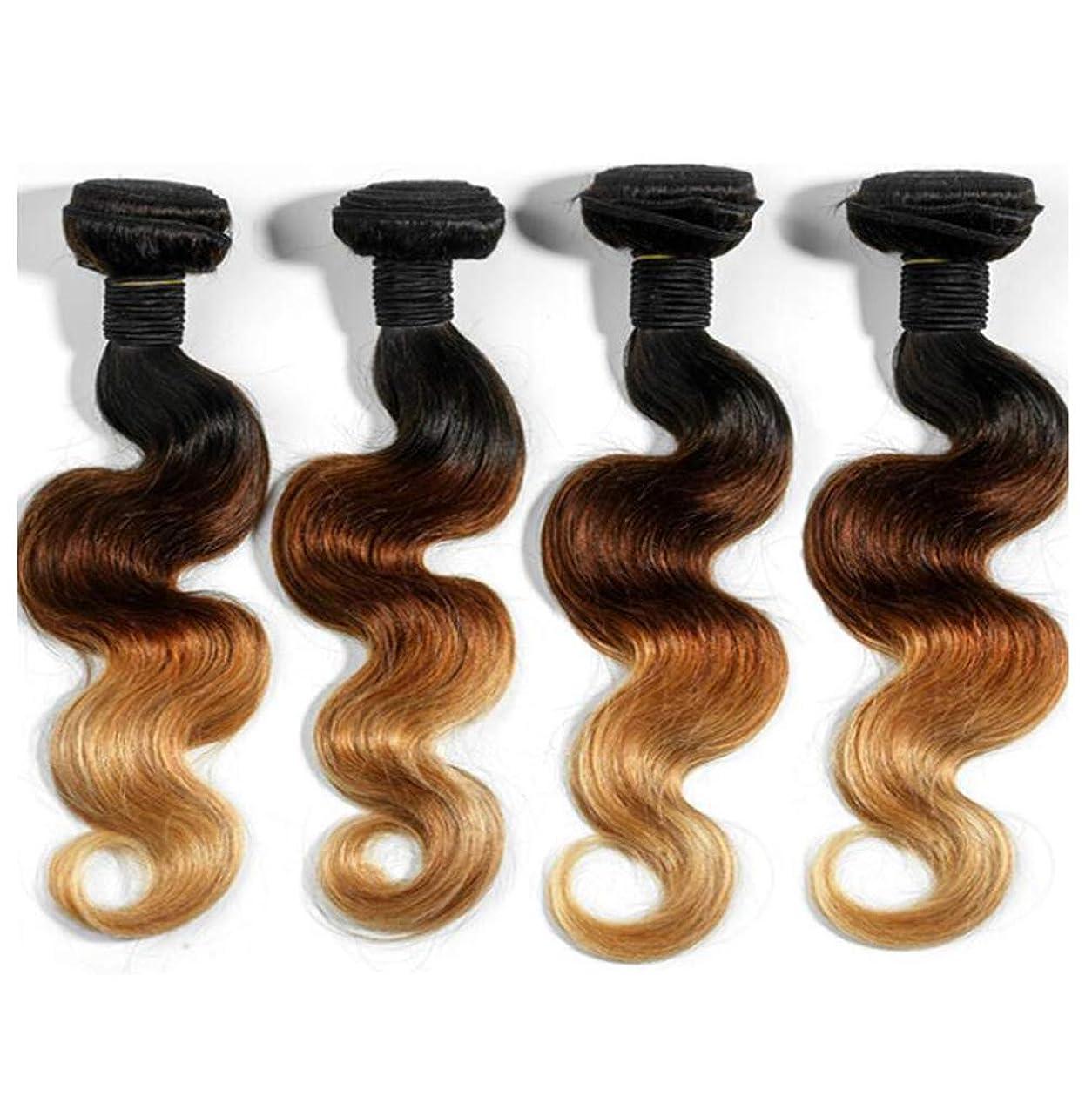 視線正当な未接続女性のための人間の毛髪のかつらブラジルのバージンかつらと赤ちゃんの髪 130% 密度