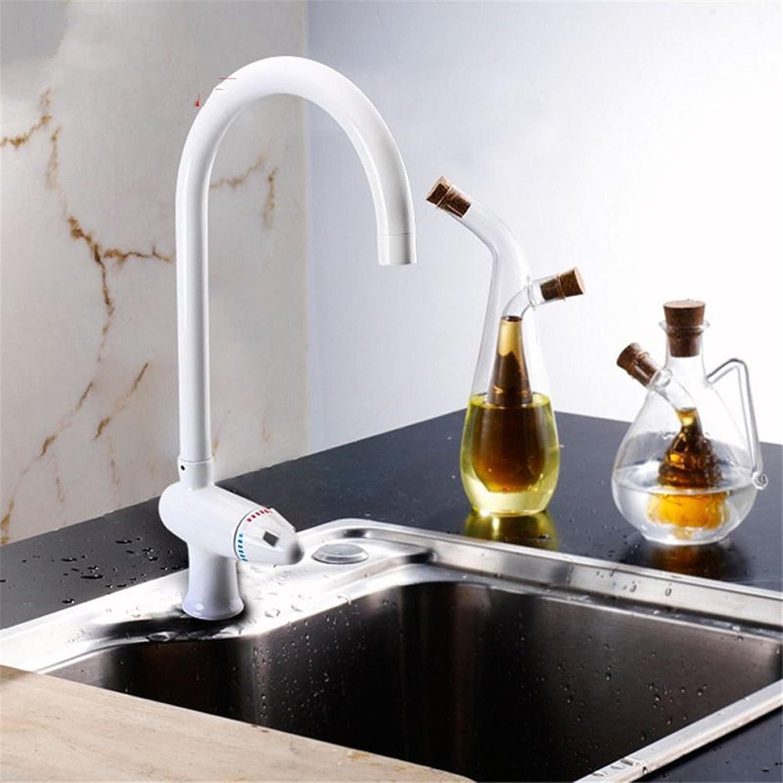 Bijjaladeva Wasserhahn Bad Wasserfall Mischbatterie WaschbeckenAntike Küche Wasserhahn Schüssel Waschbecken Kaltes Wasser die Ganze Kupfer Einloch verchromte Armaturen C zu Drehen