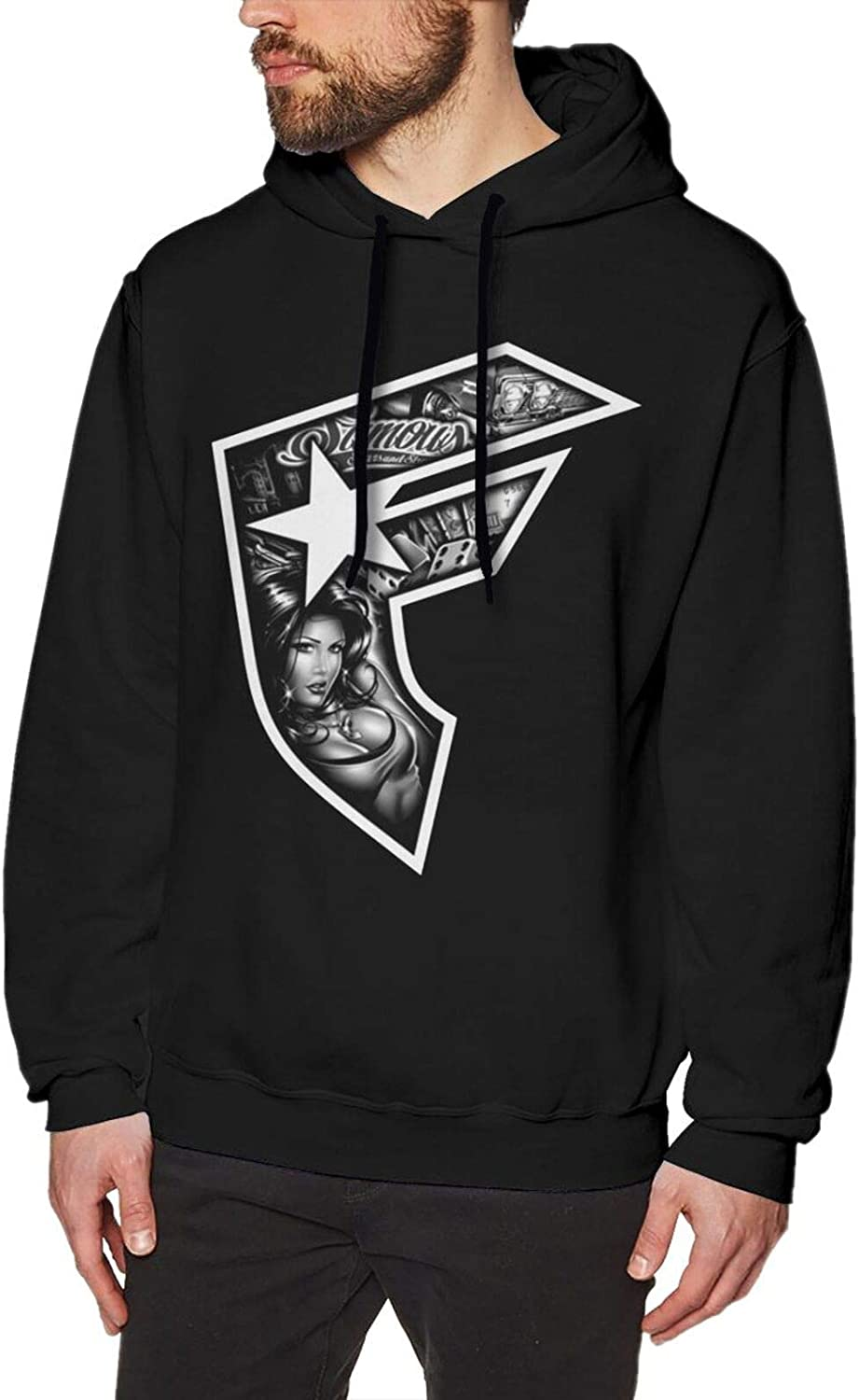 Famous Stars And-Straps Sales results No. 1 Logo Casual With Hoodie Man Big sold out Sli