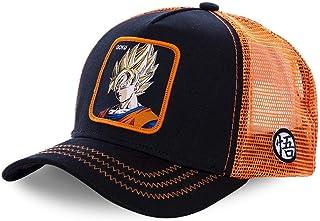 Capslab Goku Trucker Cap Dragon Ball Z