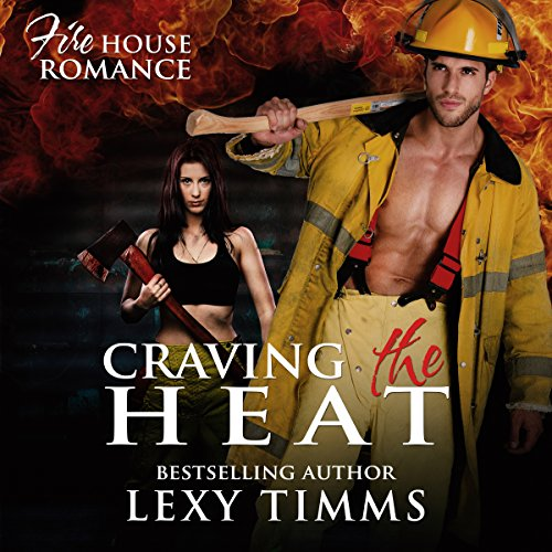 Craving the Heat audiobook cover art