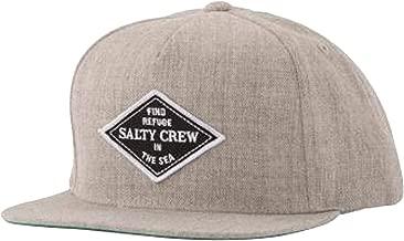 Salty Crew Mens Four Corners 5 Panel Hat