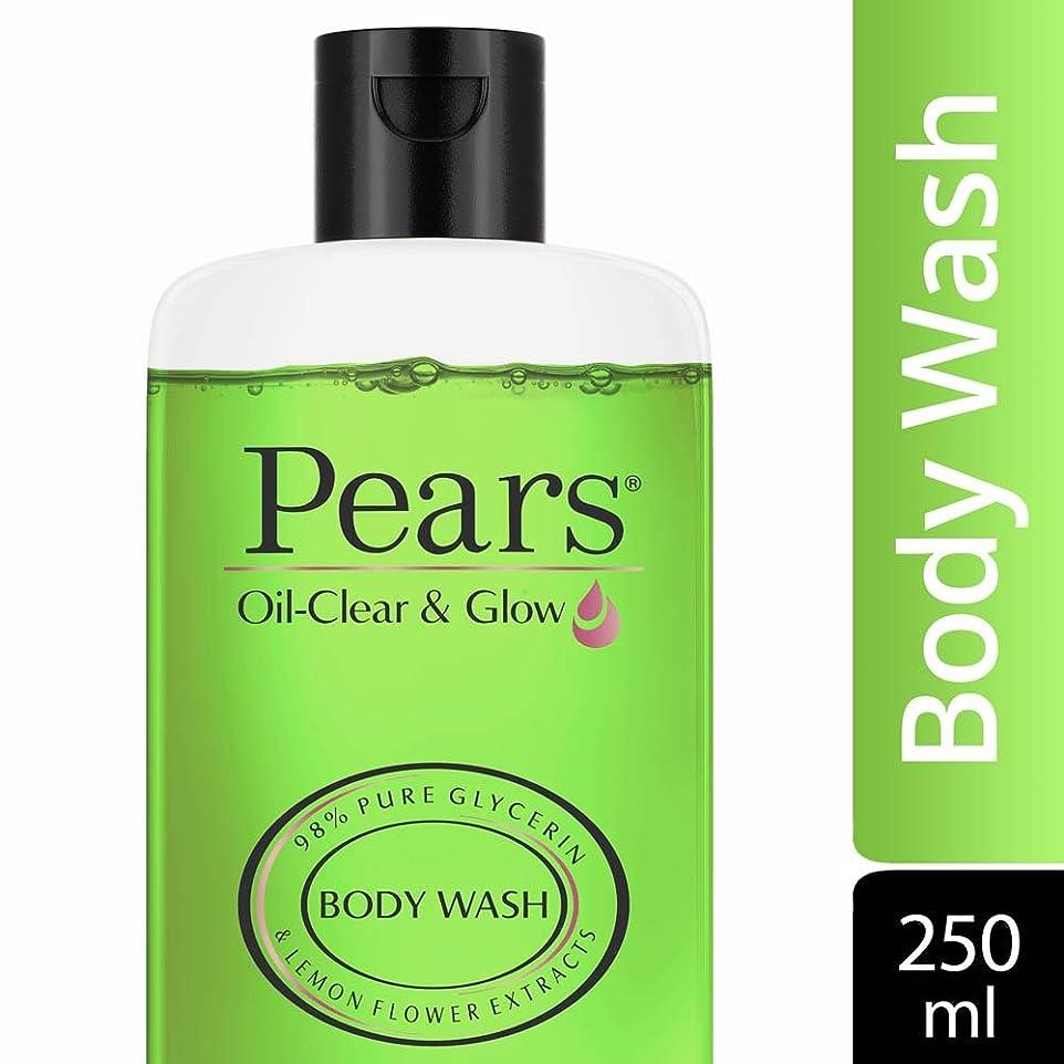 すすり泣き証言する偏心Pears Oil Clear and Glow Shower Gel, 250ml
