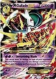 Pokemon - Mega-Gallade-EX (35/110) - XY Roaring Skies - Holo