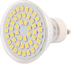 X-DREE 220V GU10 LED Light 4W 2835 SMD 48 LEDs Spotlight Down Lamp Bulb Lighting Warm White (4daec8ee-a222-11e9-8d7c-4cedf...