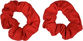 Best big red scrunchie Reviews