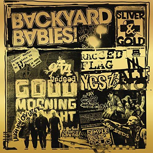 Sliver and Gold (Ltd. black LP+CD & LP-Booklet) [Vinyl LP]