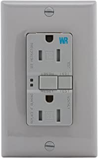 Best exterior ground fault outlet Reviews