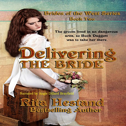 Delivering the Bride audiobook cover art
