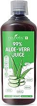 Neuherbs Aloe Vera Juice with Fiber and No Added Sugar : 1 L