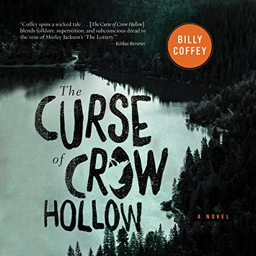 The Curse of Crow Hollow audiobook cover art