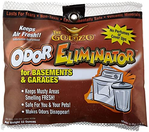 Gonzo Odor Eliminator For Basements and Garages 32 Ounce product image
