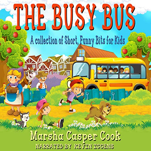 The Busy Bus cover art