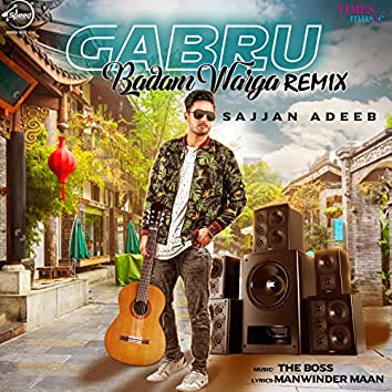 Gabru Badam Warga (Remix) - Single