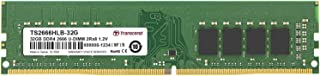 32GB DDR4 2666 U-DIMM 2Rx8 1.2V