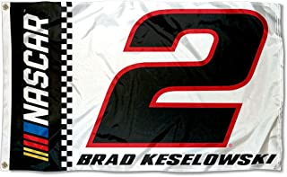 WinCraft Brad Keselowski 3x5 Foot Banner Flag