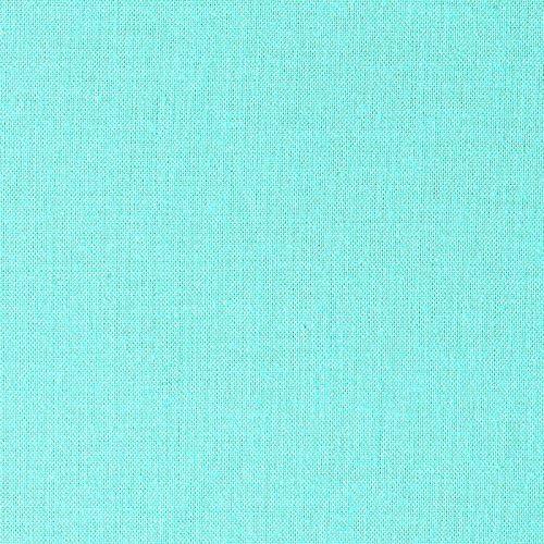 Kona Cotton Azure Quilting Finally popular brand Genuine by Yard Fabric the