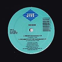 Whodini - Friends / Five Minutes Of Funk - Jive - 01241-42048-1