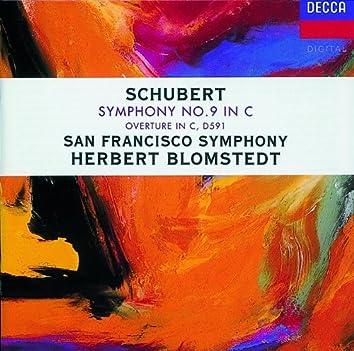 Schubert: Symphony No.9; Overture in C