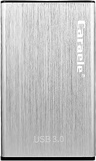 Almencla Disco Duro Externo Portátil - 2.5'' USB 3.0 HDD Memoria Externa para Windows para Linux PC y Laptop - 80GB