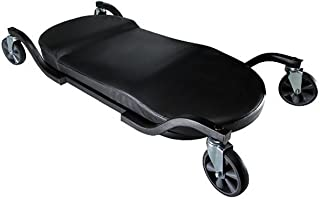 "Traxion 1-100 ProGear Wide Body Low Profile Automotive Creeper W/All-Terrain 5"" Casters"