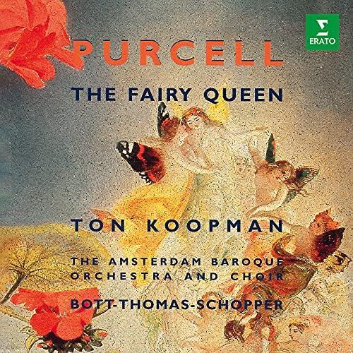 キャサリン・ボット, Jeffrey Thomas, ミヒャエル・ショッパー, Amsterdam Baroque Orchestra & トン・コープマン