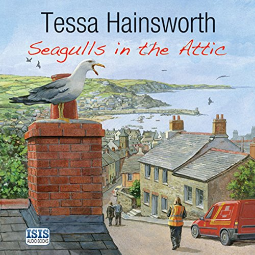 Seagulls in the Attic audiobook cover art