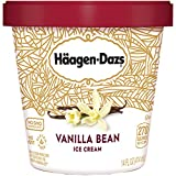 Haagen-Dazs, Vanilla Bean Ice Cream, Pint (8 Count)