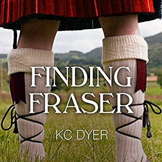 Finding Fraser audiobook cover art