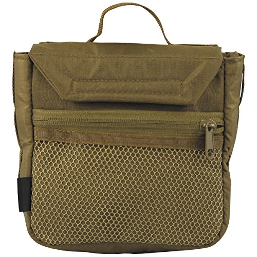 MFH Mehrzwecktasche Mission II Universaltasche Geldbörse Tasche Outdoor Tasche Camping viele Farben (Coyote)