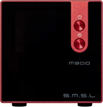 SMSL M300 DAC Uses AKM's Flagship Audio Decoding Chip AK4497, Ultra-high SNR, Ultra-Low Distortion to Support DSD Red