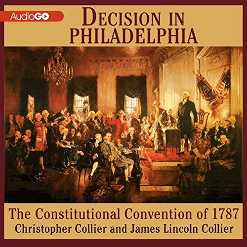Decision in Philadelphia cover art