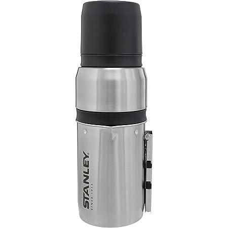 STANLEY(スタンレー) 真空コーヒーシステム 0.5L シルバー フレンチプレス 淹れたて コーヒー 保温 おうちカフェ アウトドア 保証 (日本正規品)