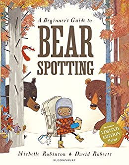 A Beginner's Guide to Bearspotting by [Michelle Robinson, David Roberts]