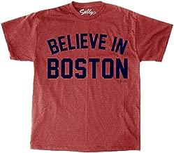Best believe in boston t shirt Reviews