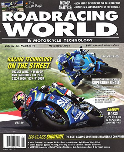 Roadracing World amp Motorcycle Technology